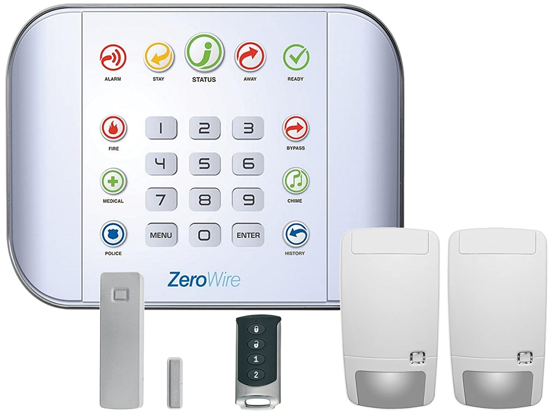 Amazing Amazon.com : GE Interlogix ZeroWire UltraSecure ZW6400 Panel : Camera U0026  Photo