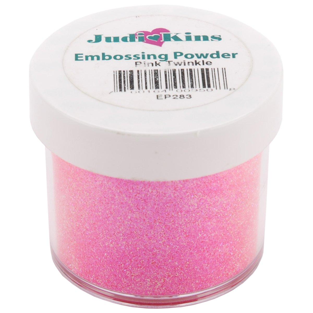 Judikins-2 oz-Polvere per goffratura, Pink Twinkle EP2-83