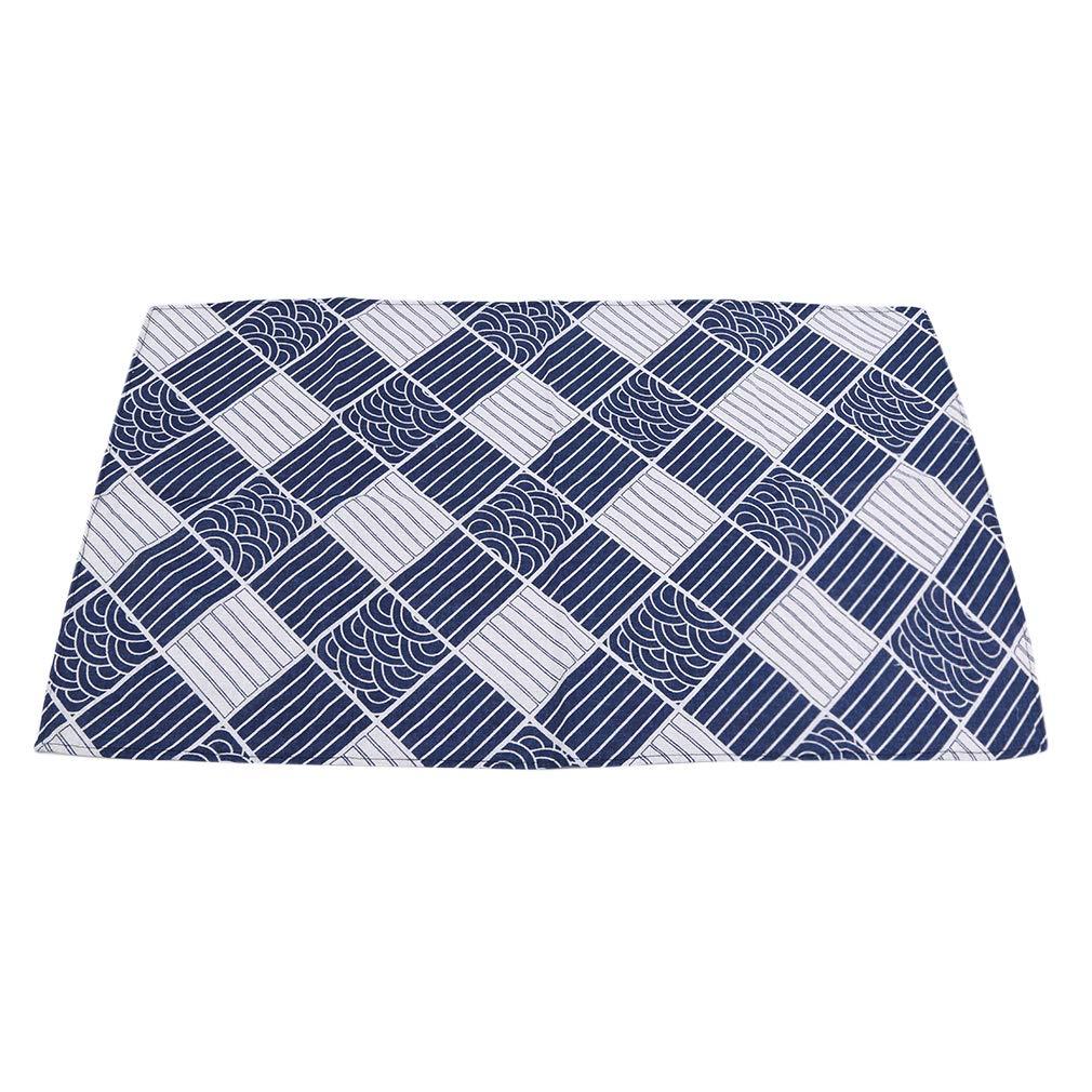 Meoliny Japanese Napkin Hand Napkins Soft Thick Comfortable Reusable Durable Cotton Linen Dinner Napkins Decorative Kitchen,Square