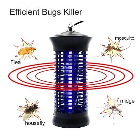 Bug Zapper Mosquito Killer - Mosquito Trap Mosquito Killer Lamp Amazon on