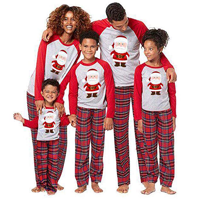 29158976ef Family Christmas Pajamas Set