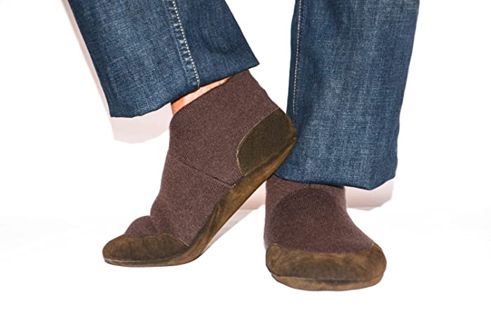 89852689753ac Amazon.com: Unisex Cashmere Slippers from Recycled Materials, Eco ...