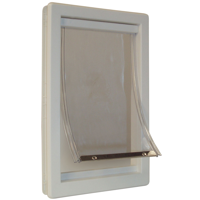 mounted doors cat screen door l for via in pet with clear patio cats window etsy catdoor built large