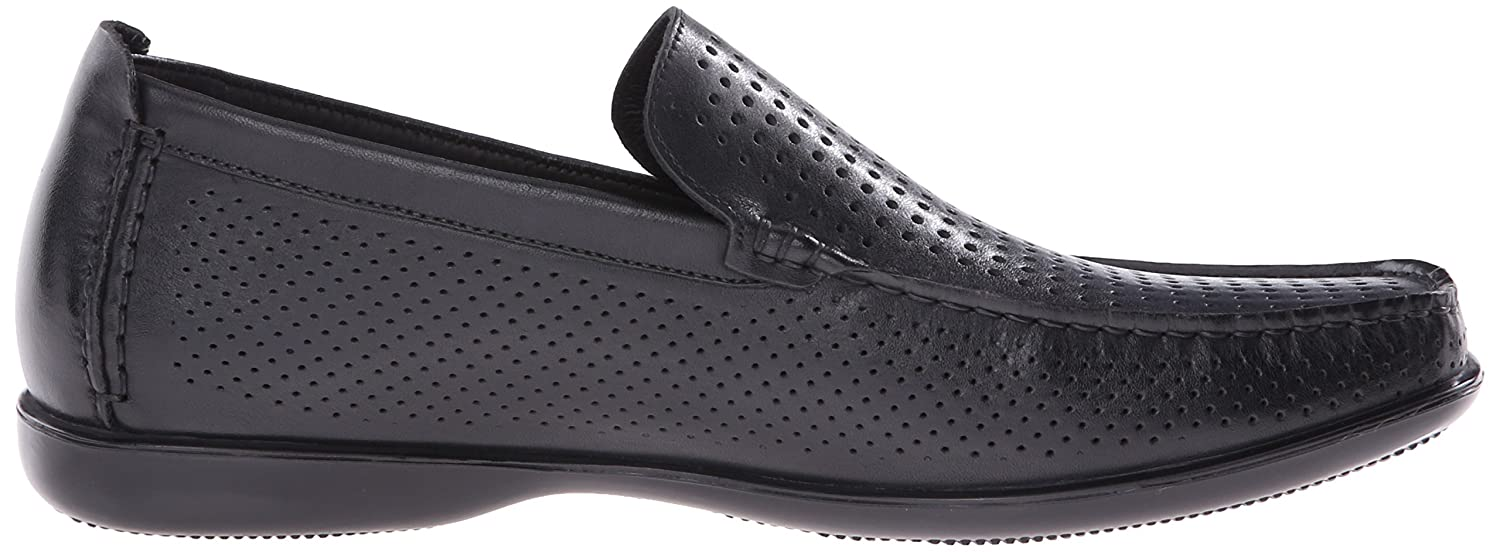 Amazon.com | Kenneth Cole New York Men's Matter Of Fact Slip-On Loafer,  Black, 11 M US | Loafers & Slip-Ons