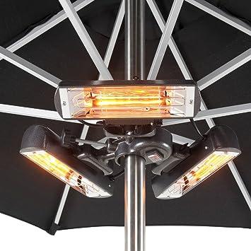 Heatmaster USBSR24 2.4KW Slimline Umbrella Mount Infrared Heater