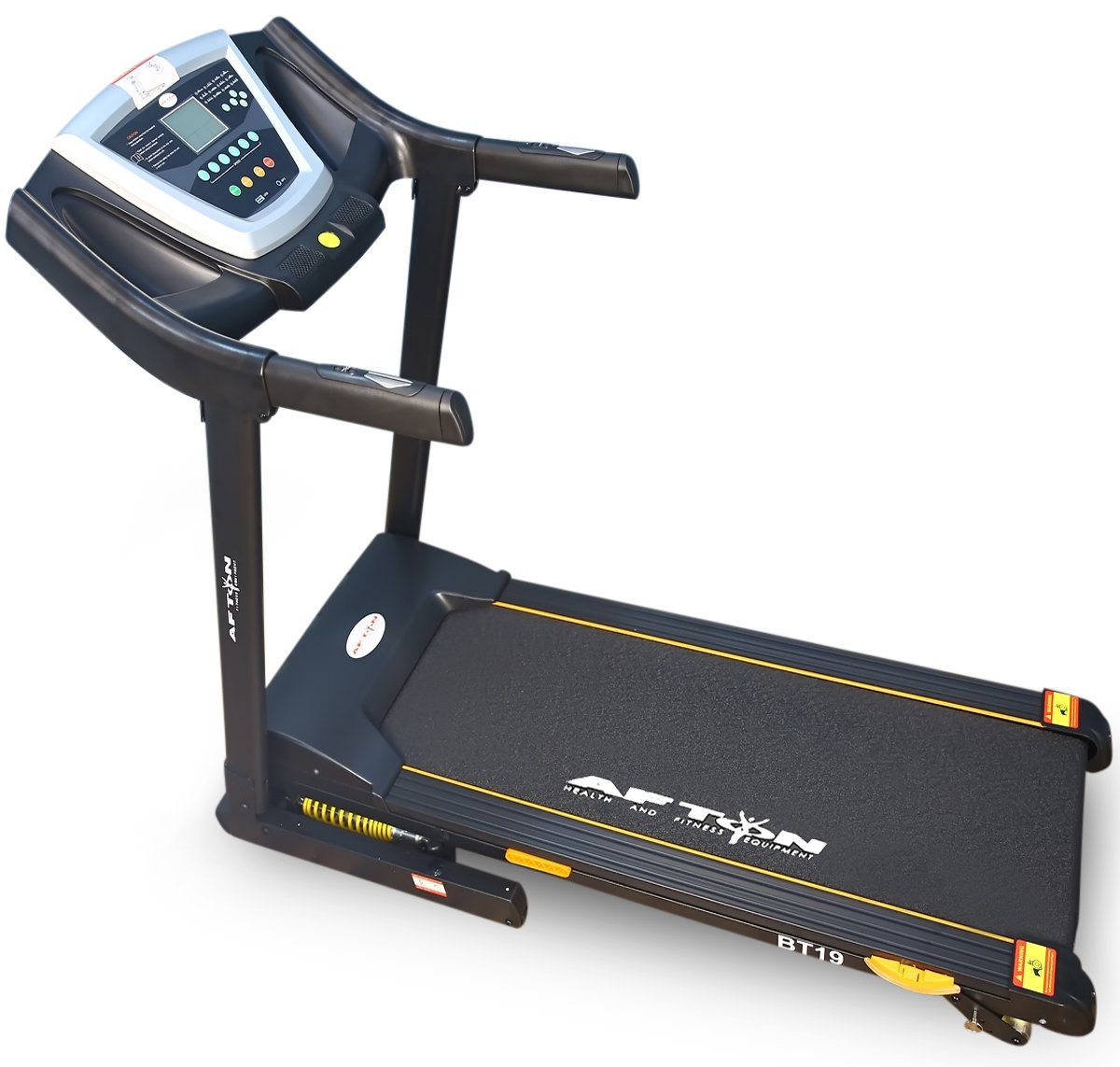 Afton BT-19 Steel Motorised Treadmill review