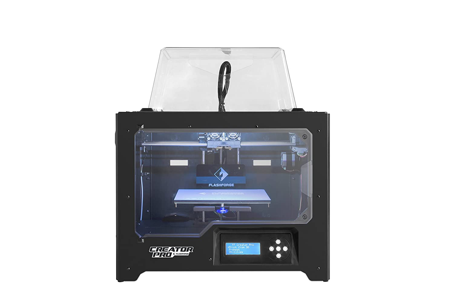 71suHBI3a7L._SL1500_ new flashforge creator pro 3d printer with upgraded design amazon  at eliteediting.co