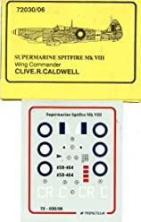 Propagteam Decals 1:72 WWII Hawker Tempest Mk.V #03-72-002
