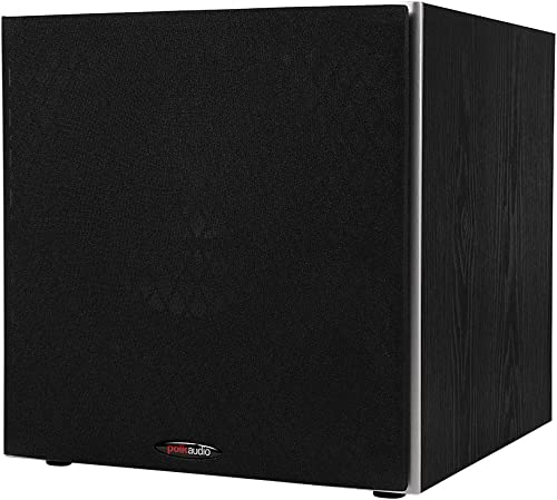 "Polk PSW10 Audio 10"" Powered Subwoofer with Low-Pass Filter review"