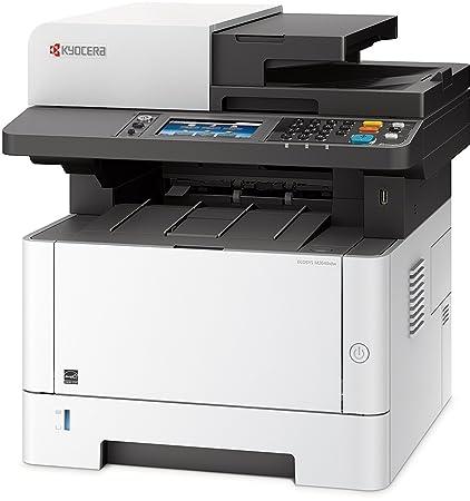 Kyocera M2640Idw Ecosys - Impresora multifunción, Laser, Impresión en blanco y negro, 1200 x 1200 DPI, 40ppm, WiFi, 250 hojas, A4, Negro/Blanco