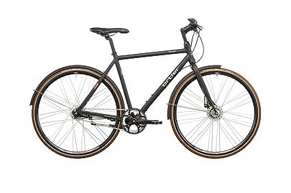 Ortler Gotland - Bicicleta de paseo Hombre - negro Tamaño del ...