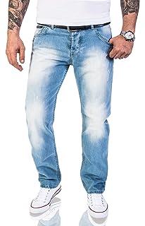 Homme Droite Amazon Jean Bleu Pour Creek Coupe 2091 Rock Denim Rc TqSqY6