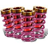 DNA Motoring COIL-HC88-T11-BK Kit de bobina sobre manga, Púrpura