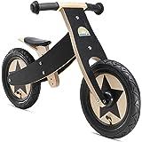 """BIKESTAR Bicicleta sin Pedales Madera para niños ★ 12 Pulgadas ★ A Partir de 2 años ★ 12"""" Marco Adjustable Edition 2018"""