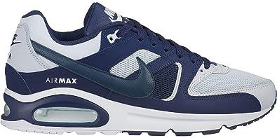 Details zu Nike Air Max Command Schuhe Herren Sport Freizeit Sneaker black blue 629993 048