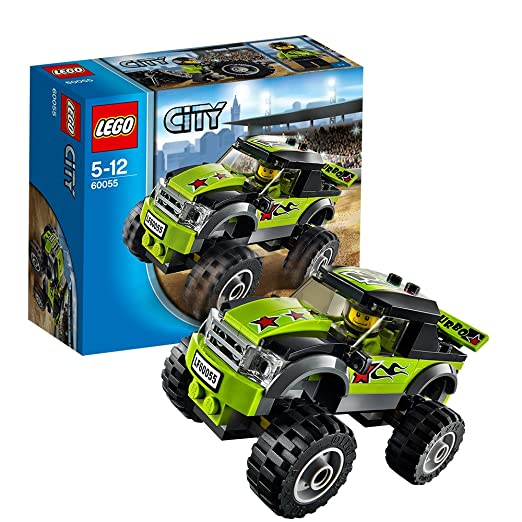 671 opinioni per LEGO City Great Vehicles 60055- Monster Truck