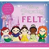disney princess felt felt kits