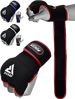 RDX Bandes Boxe Bandage MMA sous Gants Protège Poignet Bande d'entrainement Muay Thai Hand Wraps