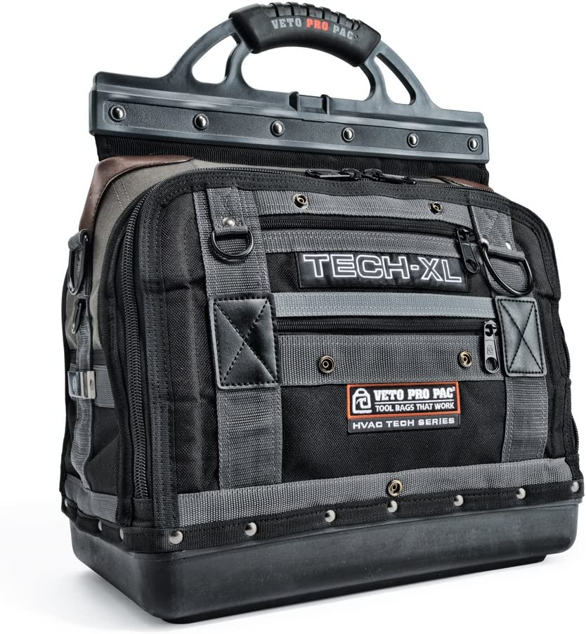 Veto Pro Pac Tech XL Tool Bag, 1-Pack