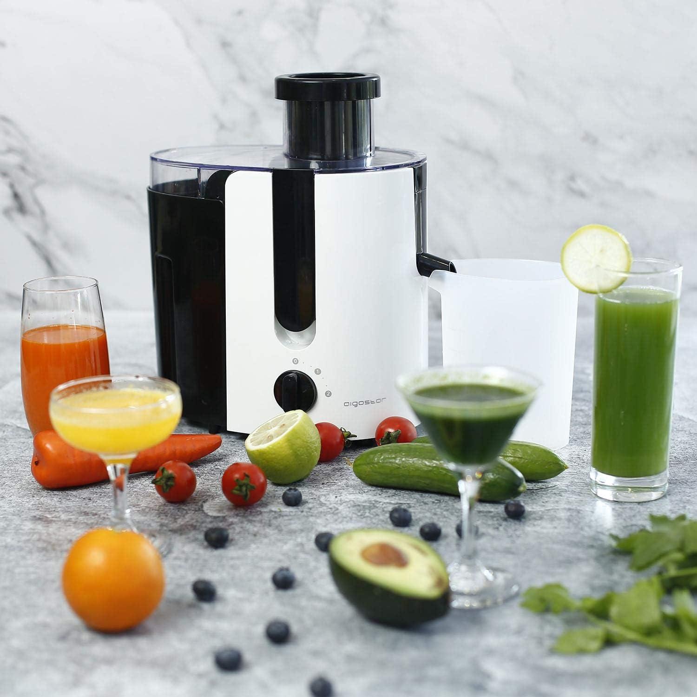 Aigostar-Batidora de vaso portátil para smoothies, batidos y ...