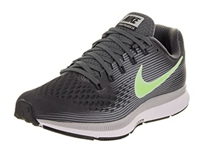 6a805673cabd9 Nike Women s Air Zoom Pegasus 34 Dark Grey Barely Volt Running Shoe 9 Women  US