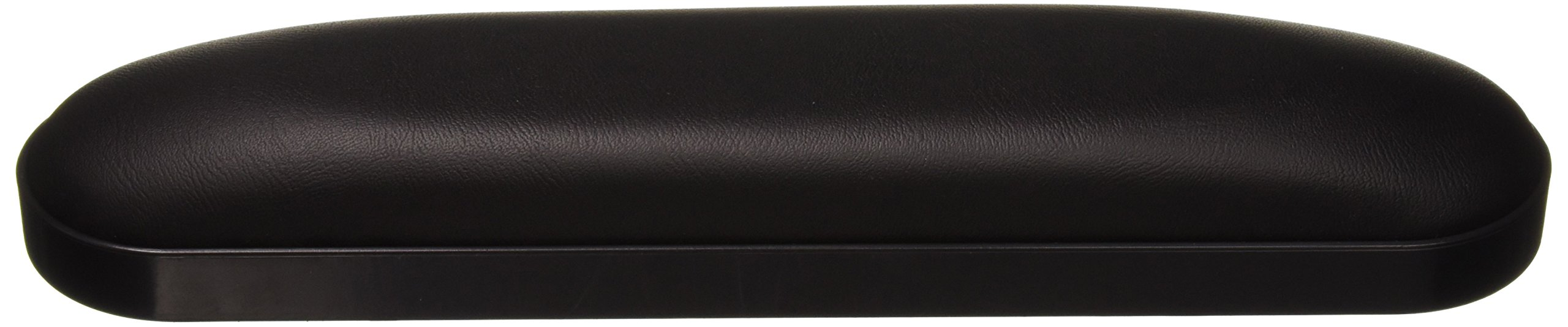 Karman Healthcare Desk Length Black Armpad for Wheelchair, 1 Pound