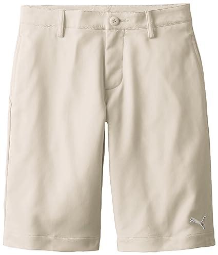 5a35eacb6be4 Amazon.com  PUMA Golf Boys  Tech Short (Big Kids)  Sports   Outdoors