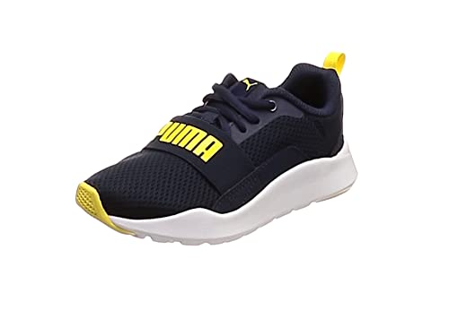 ec38cf7c48f3 Puma Unisex Kids Wired Ps Low-Top Sneakers  Amazon.co.uk  Shoes   Bags