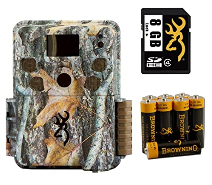 Amazon.com: Browning Trail cámaras btc-5hdp Strike Force HD ...