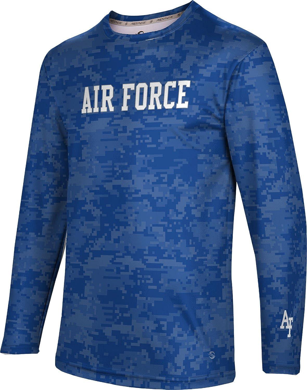 Air Force Academy Mens Long Sleeve Tee ProSphere U.S Digi Camo