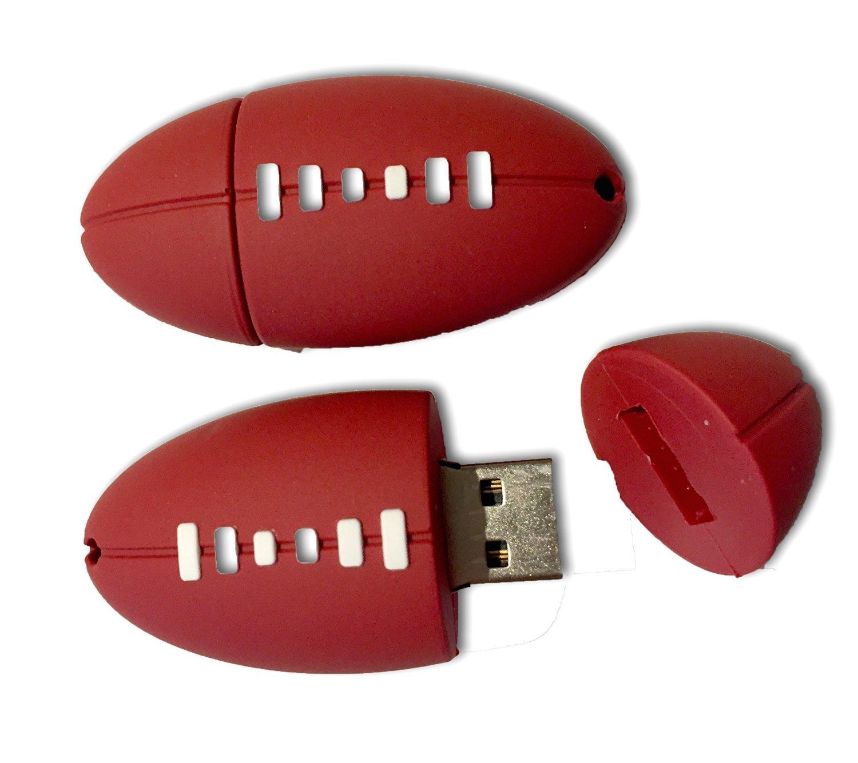 Memoria USB de Happy Star®, 16 GB, con diseño de balón de rugby ...