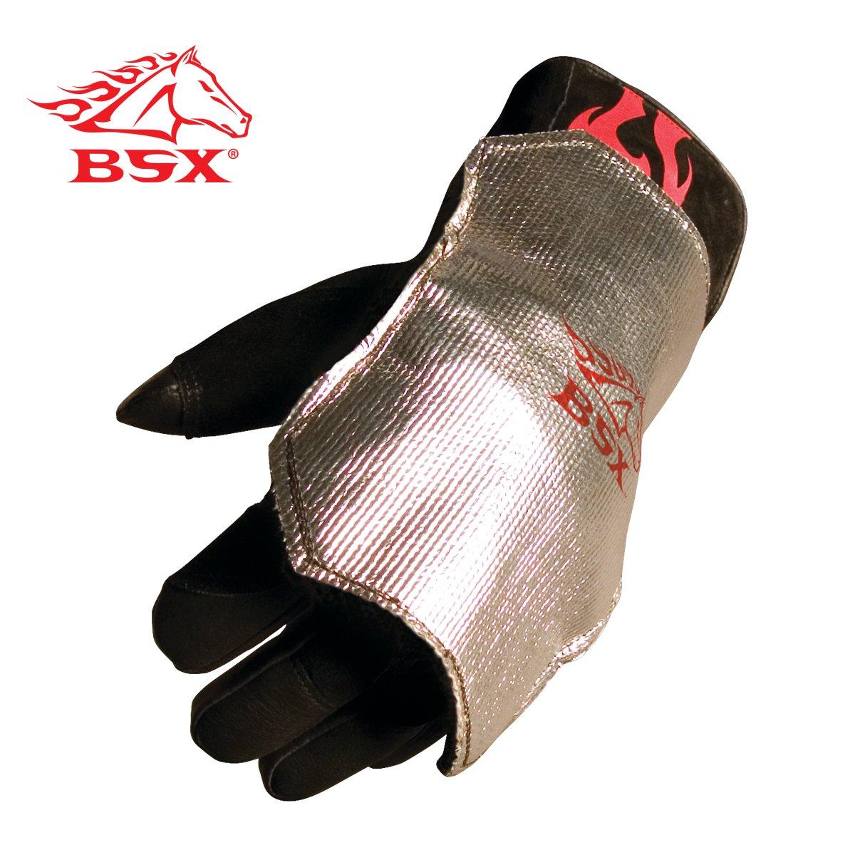 BSX Aluminized Back Pad