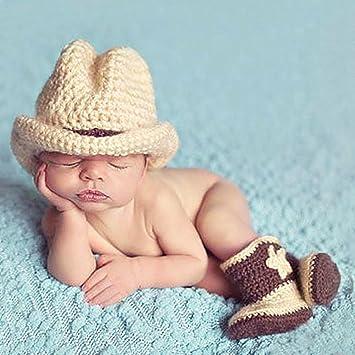 TININNA Neugeborenes Baby Mädchen Mädchen Stütze Reizend Häkeln ...