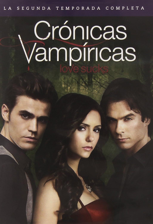 Crónicas Vampíricas Temporada 1-6 Colección Completa DVD: Amazon ...