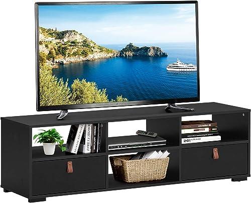 Tangkula Universal TV Stand