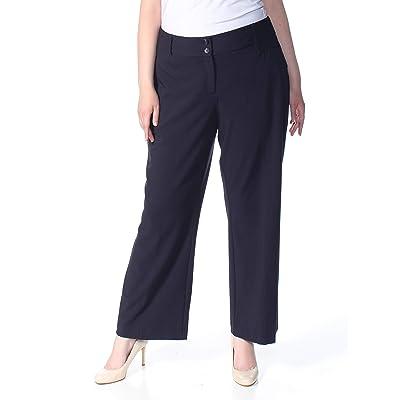 Alfani Womens Ponte Short Dress Pants at Women's Clothing store