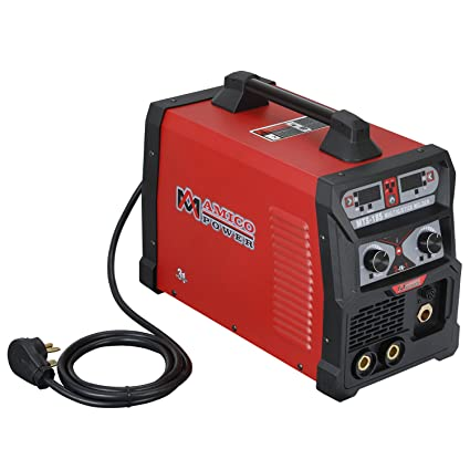 mts 185 185a mig wire feed flux core tig torch stick arc welder