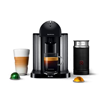 Breville Nespresso Vertuo Coffee And Nespresso Machine