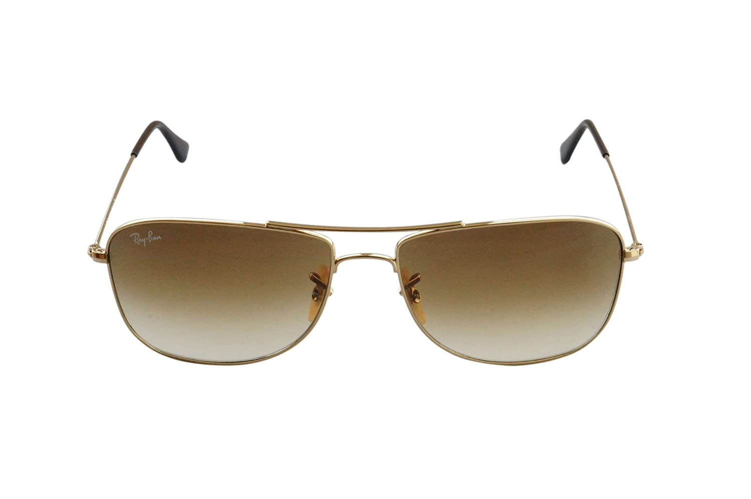 f94eed0086 ... netherlands amazon ray ban rb3477 arista frame crystal brown gradient  lenses 59mm non polarized ray ban