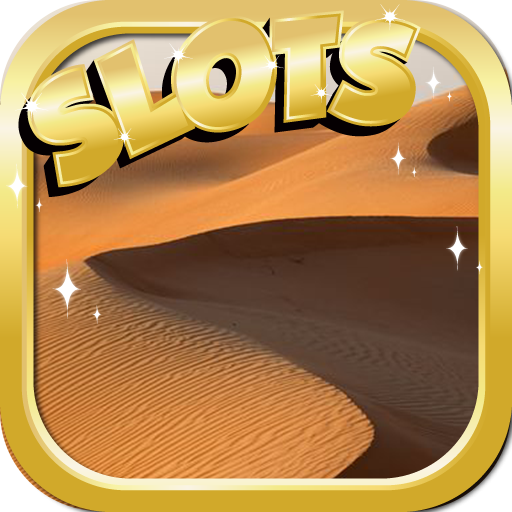 Video Slots For Fun : Desert Ticket Edition - Download And Play The Best Classic Casino App For Free