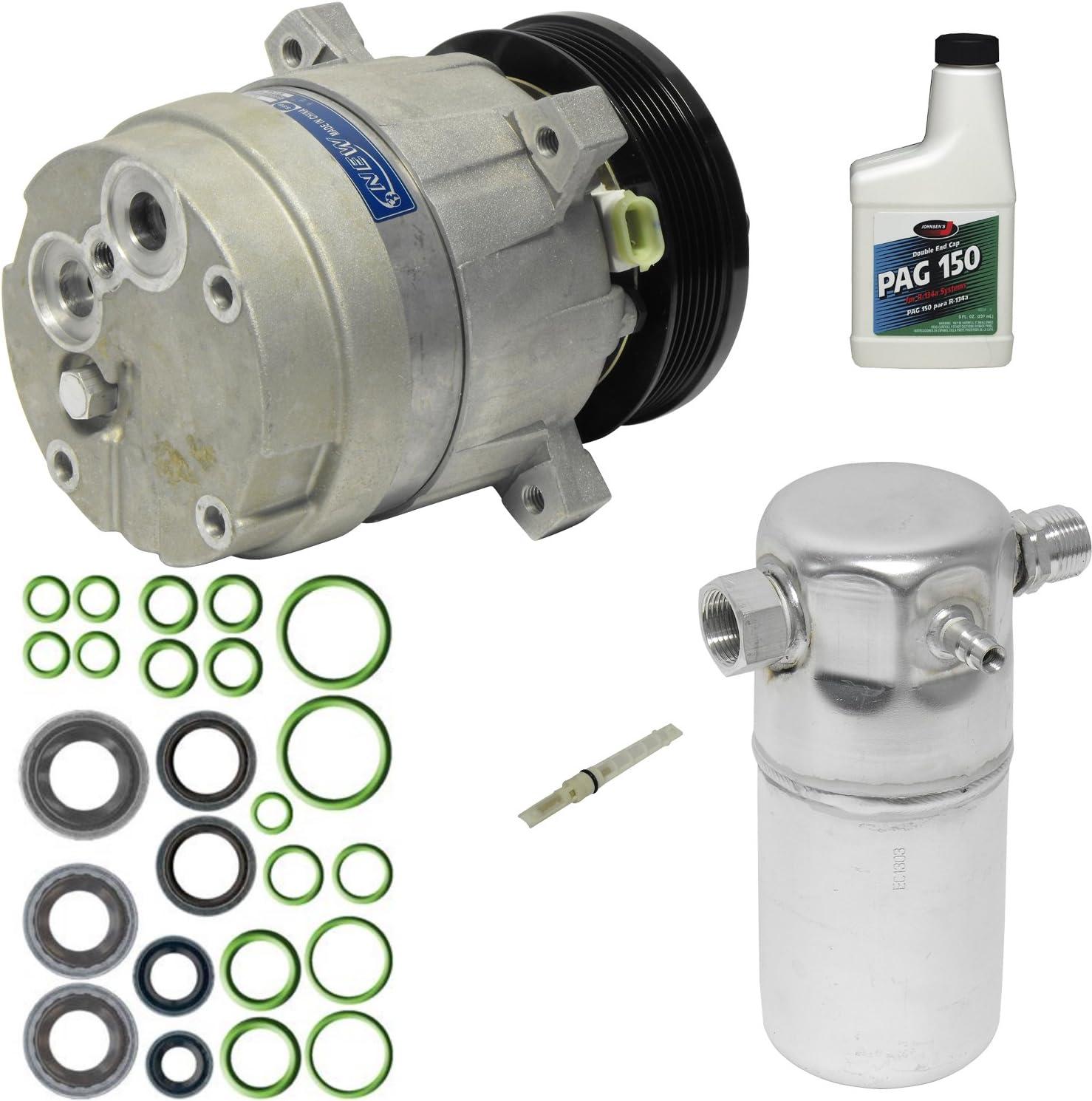 Universal Klimaanlage Kt 3577 A C Kompressor Und Komponentensatz Auto