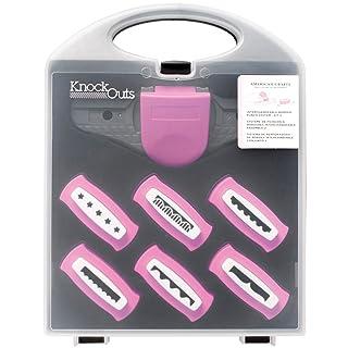 American Crafts–Perforadora de bordes Value Kit 2