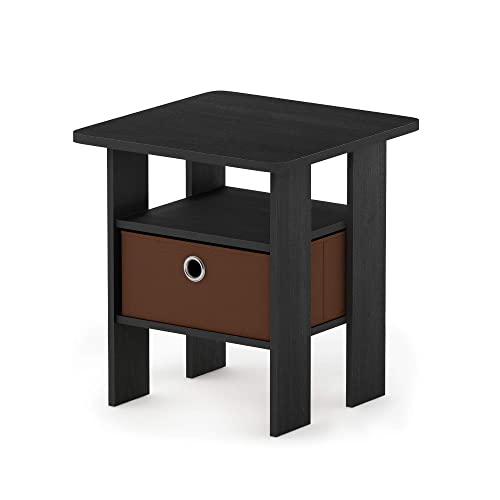Furinno-11157AM/MBR-Andrey-nightstand