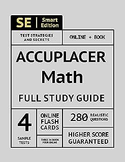 Accuplacer Math: Tyler S  Holzer, Todd C  Orelli