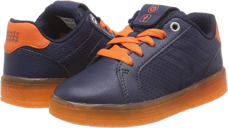 vanidad etc. calibre  Sneakers Geox J Kommodor Boy B Low-Top Sneakers Boys