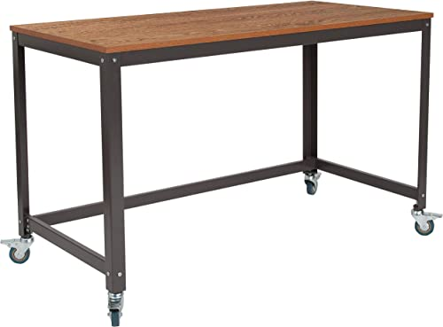 Flash Furniture Livingston Collection Computer Table and Desk