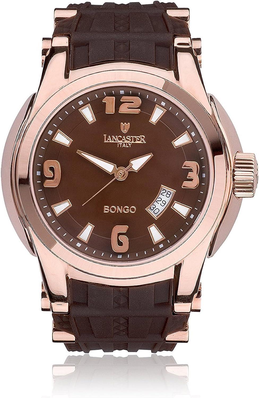 Lancaster Reloj OLA0549RG/Señor/Señor hombre [Regular importados]: Amazon.es: Relojes