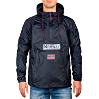 Geographical Norway - Chaqueta impermeable para hombre