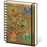 Harry Potter Official Crest Note Book