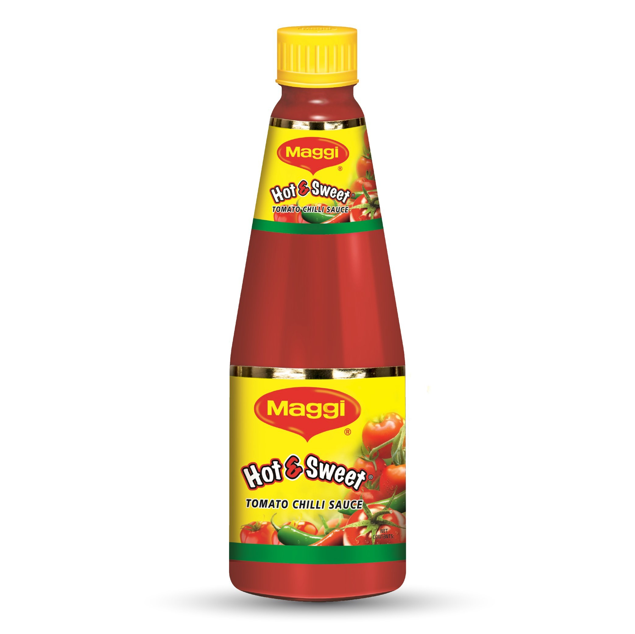 Maggi Hot & Sweet Tomato Chilli Sauce - 1kg., ...